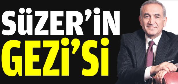 Süzer'in Gezi'si