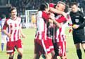 Elazığ-Tokatspor formalite maçında