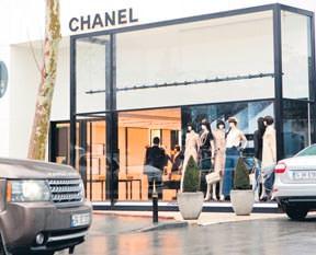 Chanel yandı