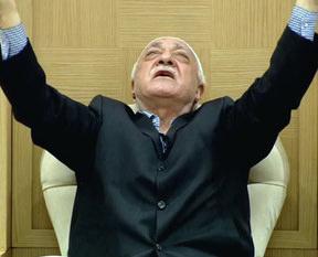 Gülen'den Erbakan'a 'Gitsin' bedduası