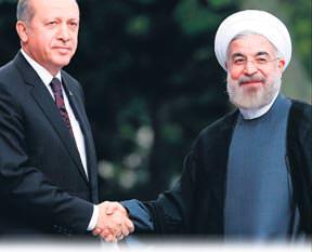 İran'la dev ortaklık