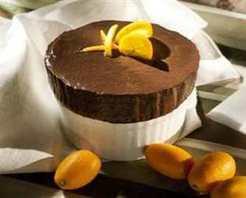 Çikolatalı Soğuk Sufle Kapları Tarifi