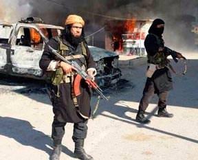 Sınırda IŞiD gerilimi