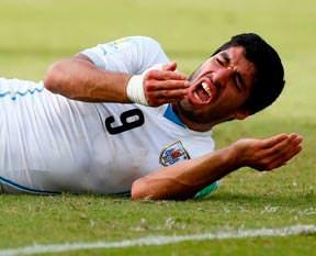 FIFA'dan Uruguay'a Suarez için 'hayır'