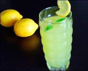 Taşkıran limonata