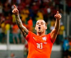 Sneijder'a Rus kancası