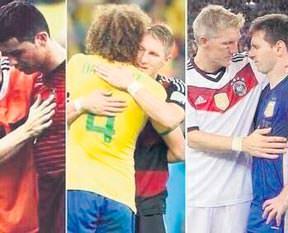 Brezilya'da teselliler ondan soruldu!