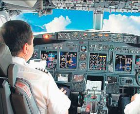 Genç pilotlar rahatsız