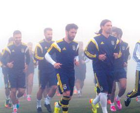 Fenerbahçe'ye sis engeli