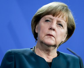 Merkel'den katliama destek