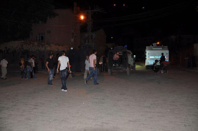 Hakkari'de sokak yasağı