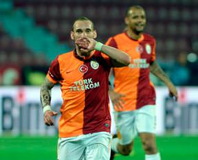 James Real Madrid'e Sneijder Monaco'ya