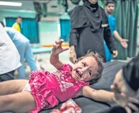 Gazze'de bayram yok