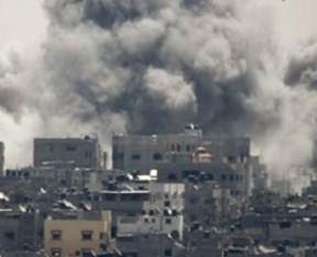 Katil İsrail katliama devam ediyor!