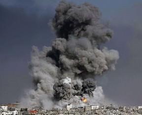 İsrail yine orayı vurdu