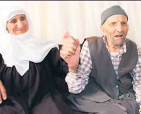 82 yıllık aşk