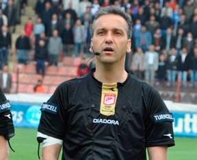 Derbi maçının hakemi M.Kamil Abitoğlu