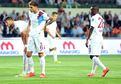 Trabzonspor maçında olay! Sahaya seyirci girdi...