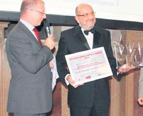 Avrupa Komisyonu Türkiyeye ödül verdi