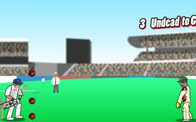 Kriketle Zombi Vurma