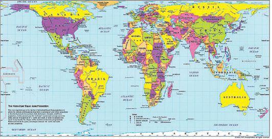 Dünya Haritası Yanlış çizildi Takvim 29 Kasım 2014