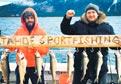 Balık zaferi!