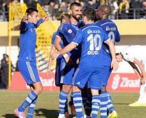 Bayburt'ta Fenerbahçe rüzgarı