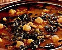 Ispanak Çorbası (Pırtike)
