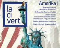 Lacivert 'Amerika' dosyasıyla çıktı!