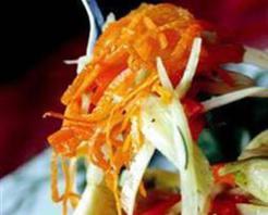 Portakallı Rezene Salatası