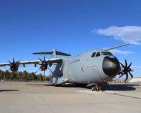 A400M ilk transatlantik görevini tamamladı