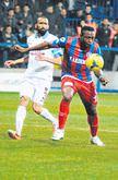 Sergen'in ilk transferi Eneramo