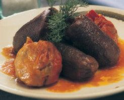 Antep Usulü Kuru Patlıcan ve Biber Tarifi