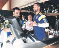 Antalya'nın yıldızı Diego Ribas oldu