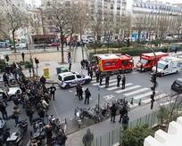 Paris'teki saldırıyı o örgüt üstlendi