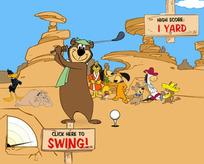 Crazy canyon golf