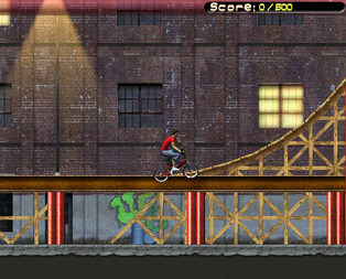 Bisiklet Şov
