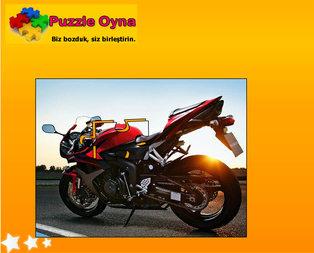 Motosiklet Yapboz