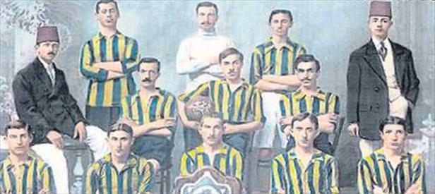 Fenerbahçe'yi Fenerbahçeliler kurdu