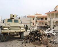 Türk heyetine bombalı saldırı!