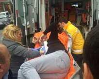 İstanbul'da bir iş merkezine silahlı baskın