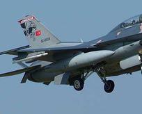 Rus uçağını Türk F-16'ları durdurdu