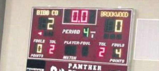 Basket maçı 2-0 bitti!