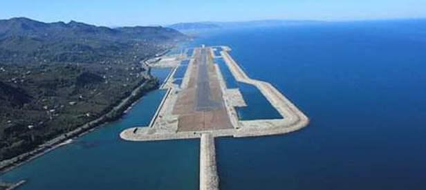 Ordu-Giresun Havaalanı'na ilk uçak iniyor