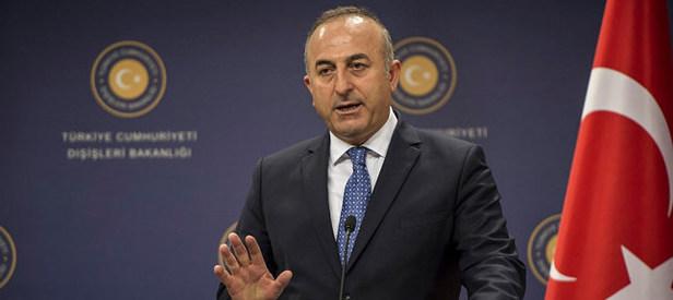 Bakan Çavuşoğlu o toplantıya katılmıyor