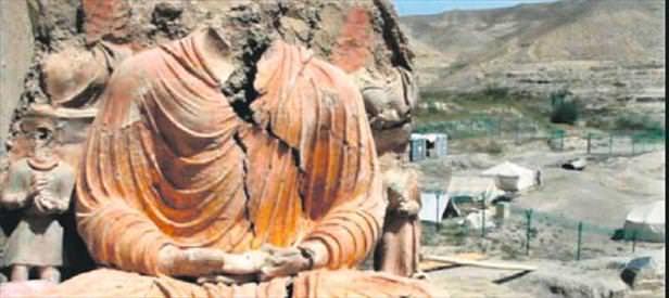 Afganistan'da Buda sergisi