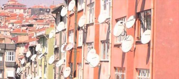 Anten kirliliğine son
