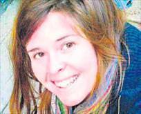 Yardım meleği Suriye'de öldü
