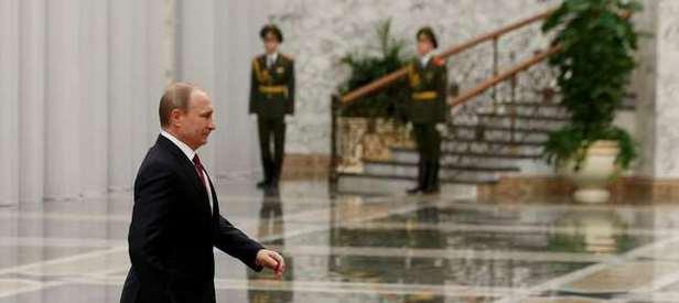 Batıyla savaşta ipler Putinin elinde