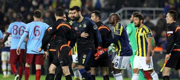 PFDK'dan F.Bahçeli futbolculara ağır ceza!